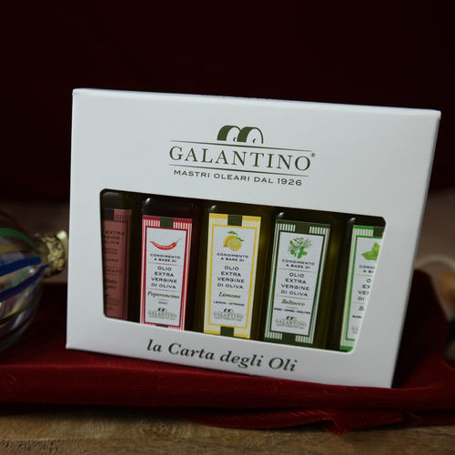 Galantino Mini Olive Oil Gift Box