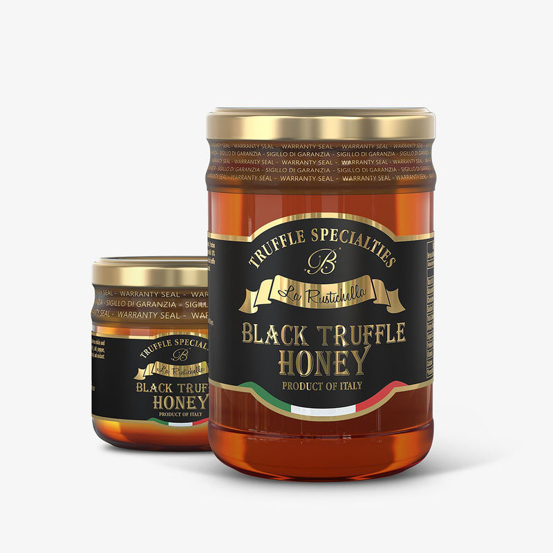 Black Truffle Honey ~ 15 oz