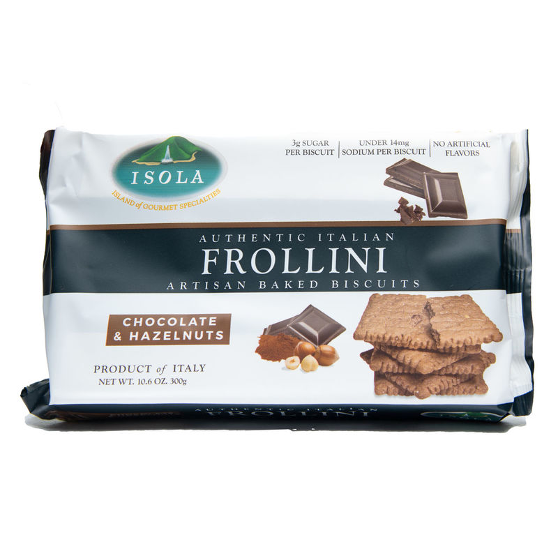 Chocolate Frollini
