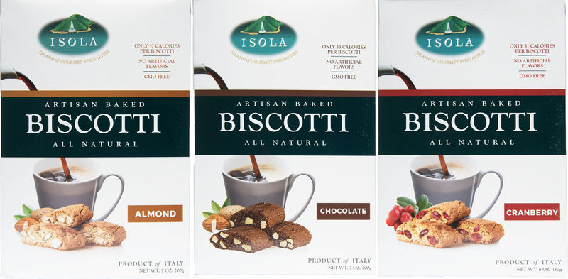 Isola Biscotti Gourmet Pack