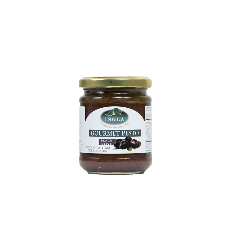 Isola Black Olive Pesto
