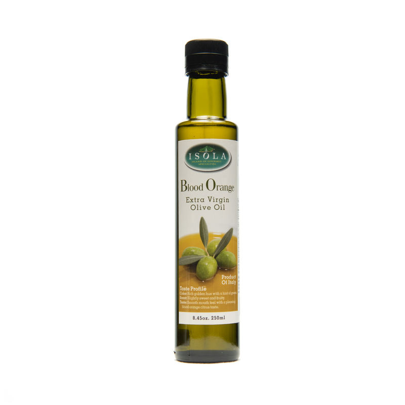Isola Blood Orange Extra Virgin Olive Oil
