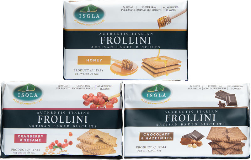Isola Frollini Gourmet Pack