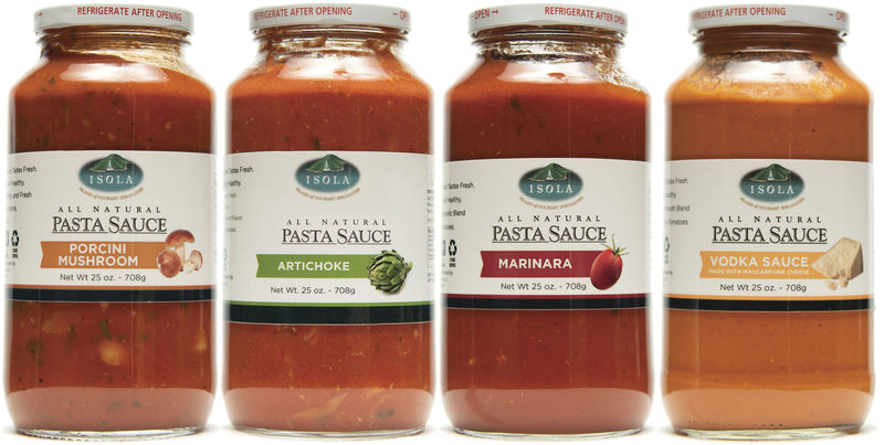 Isola Gourmet Sauce Pack