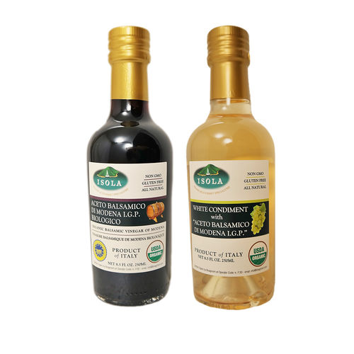 Isola Organic Balsamic Pack
