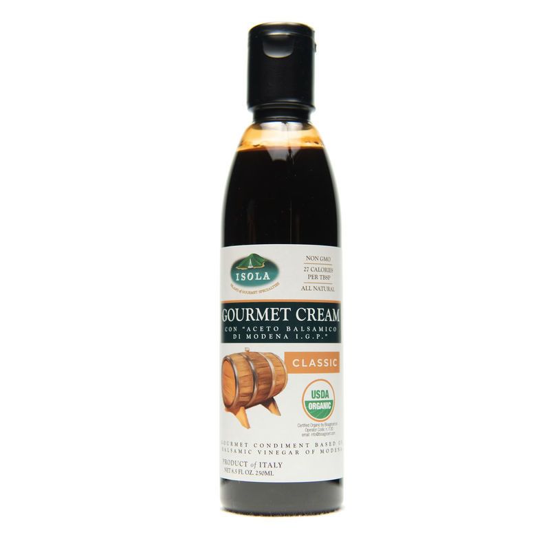 Isola Organic Classic Cream of Balsamic