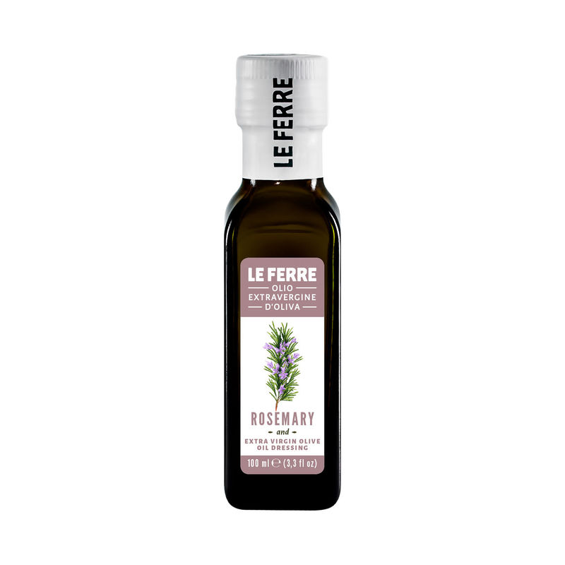 Le Ferre Rosemary Extra Virgin Olive Oil